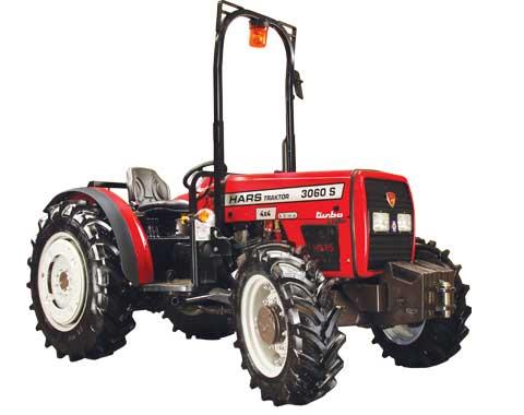 Hars 3060 S 4 WD Rollbar Traktör Teknik Özellikleri