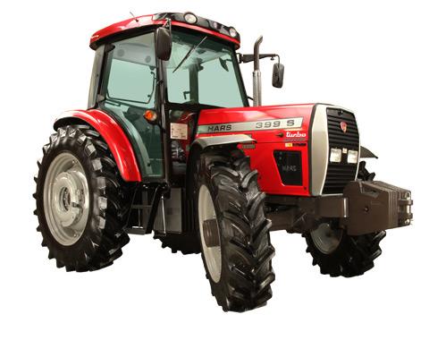 Hars 399 S 4 WD Kabinli Traktör Teknik Özellikleri