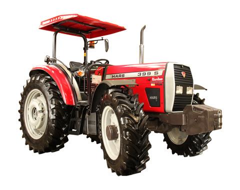 Hars 399 S 4 WD Rollbar Traktör Teknik Özellikleri